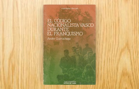 El código nacionalista vasco durante el Franquismo