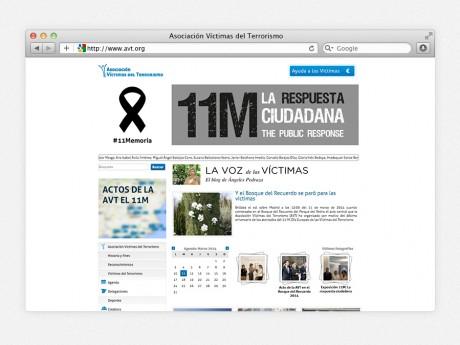 Asociación de Víctimas del Terrorismo (AVT)