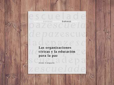 Las organizaciones cívicas y la educación para la paz