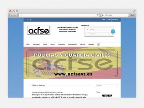 ACFSEVT (Asociación de Cuerpos y Fuerzas de Seguridad del Estado Víctimas del Terrorismo)
