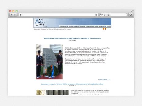 ACVOT (Associació Catalana de Víctimes d'Organitzacions Terroristes)
