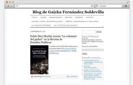 Blog de Gaizka Fernández