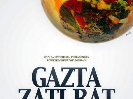 Gazta  zati  bat  /  A  piece  of  cheese