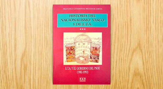 Historia del nacionalismo vasco y de ETA