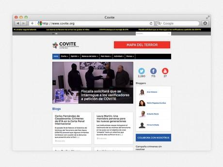 Colectivo de Víctimas del Terrorismo en el País Vasco