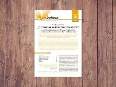 ¿Sifones o vasos comunicantes? La problemática empresa de negar legitimidad a la violencia desde la aserción del «conflicto» vasco