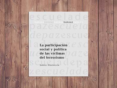 La participación social y política de las víctimas del terrorismo