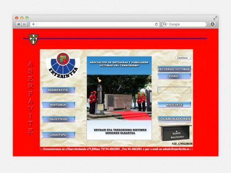 ASERFAVITE (Asociación de Ertzainas y Familiares Víctimas del Terrorismo)