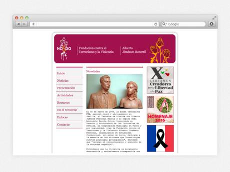 Fundación contra el Terrorismo y la Violencia Alberto Jiménez-Becerril