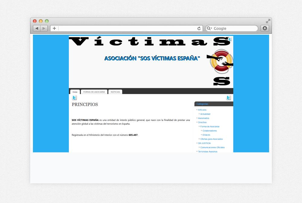 Asociación SOS Víctimas España