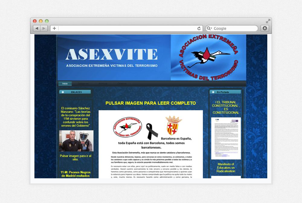 Asociación Extremeña de Víctimas del Terrorismo
