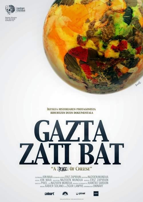 Gazta zati bat / A piece of cheese