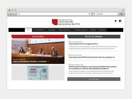 Asociación Navarra de Víctimas del terrorismo de ETA