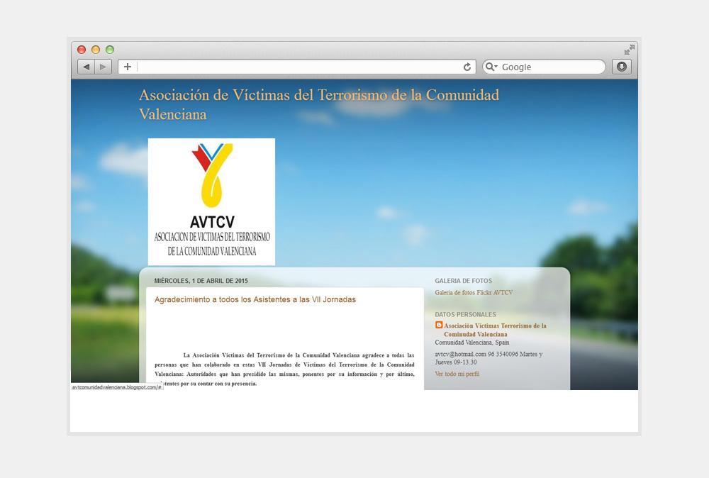 Asociación de Víctimas del Terrorismo de la Comunidad Valenciana