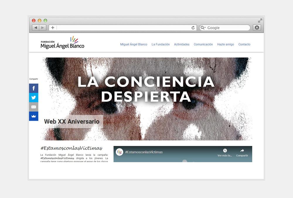 Fundación Miguel Ángel Blanco