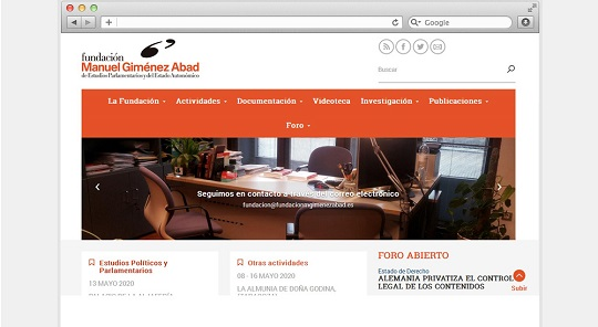 Fundación Manuel Giménez Abad