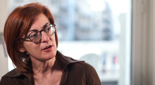 Testimonio de Maite Pagazaurtundúa