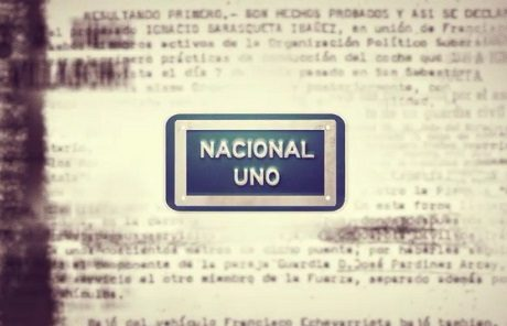 Nacional 1. La historia de la primera víctima de ETA
