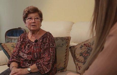 Testimonio de Ángela Rosa Durán