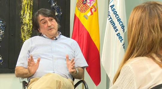 Testimonio de Juan Antonio Marín