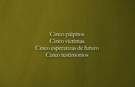 Testimonios de cinco hijos de víctimas del terrorismo